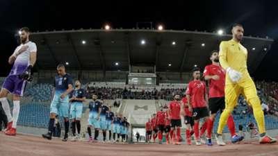 الجزيرة الأردني - العهد اللبناني - نهائي غرب كأس الاتحاد الآسيوي 2019