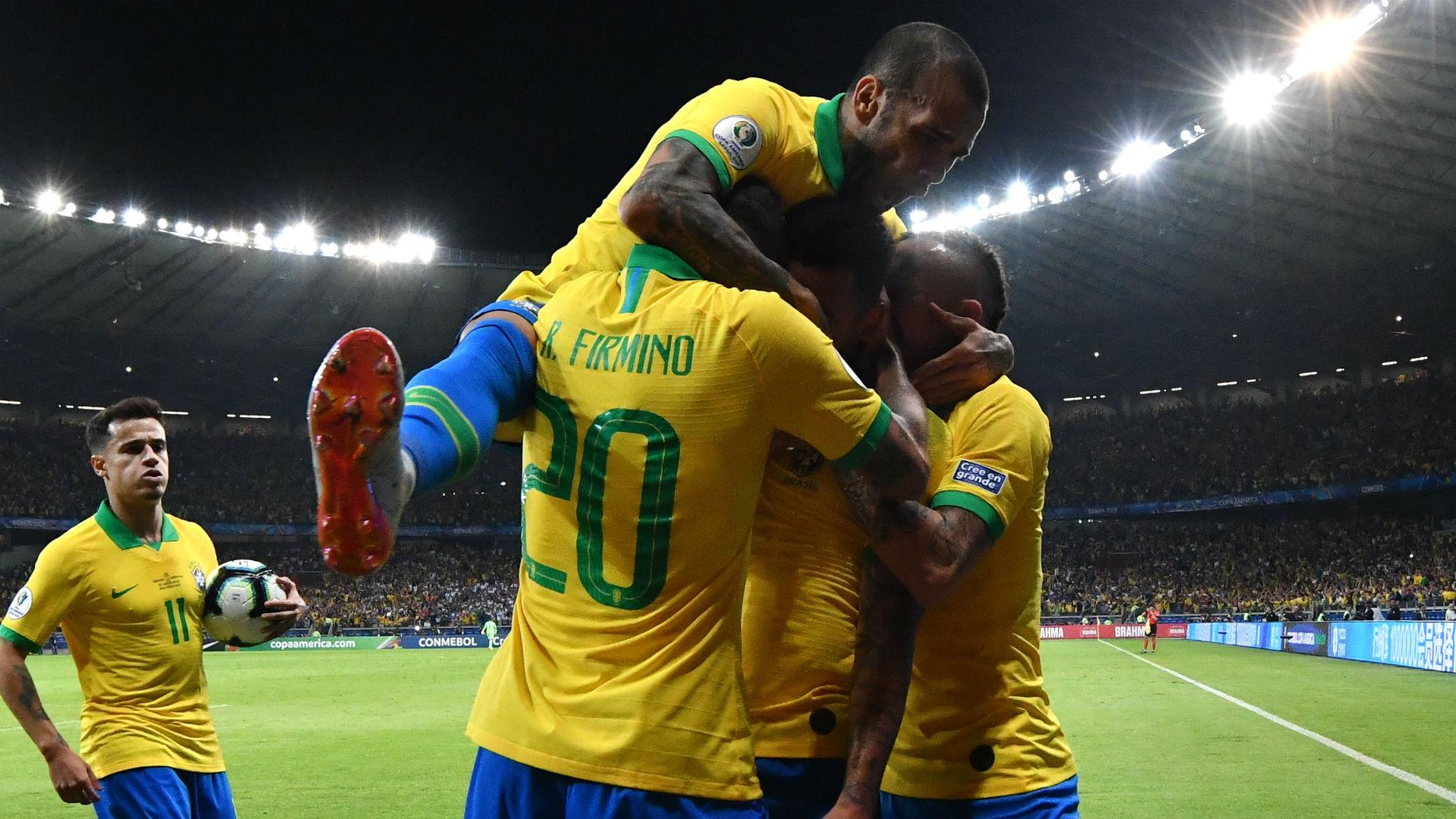Brazil Argentina Copa America 2019