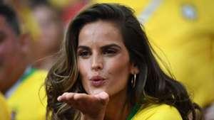 美女サポワールドカップ_セルビアvsブラジル_ブラジル2