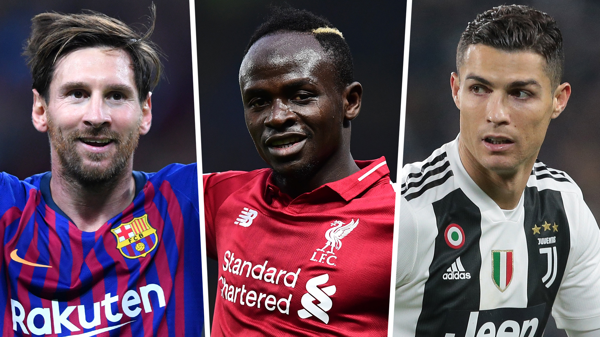 Seven members of Liverpool's Champions League-winning squad up for Ballon d'Or