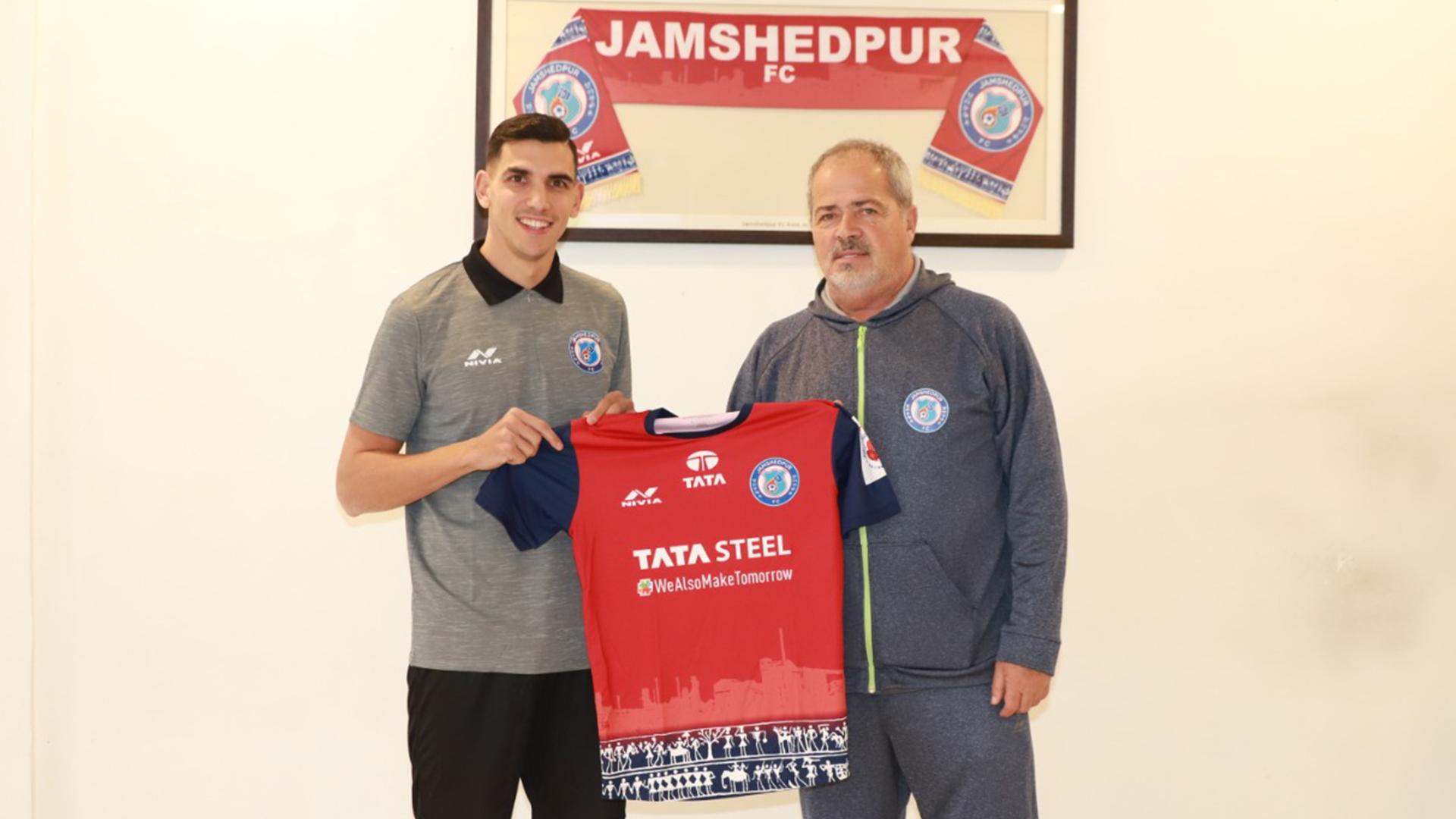 Jamshedpur FC sign Spanish forward David Grande