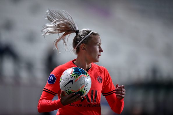 Mercato - PSG Féminin : Hanna Glas va rejoindre le Bayern Munich