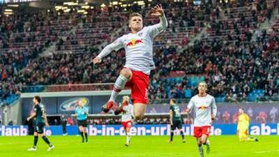 Timo Werner RB Leipzig Werder Bremen Bundesliga 22122018