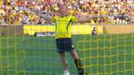 A-League pitch invader
