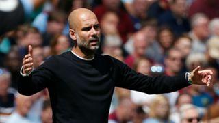 Pep Guardiola Manchester City West Ham 100819