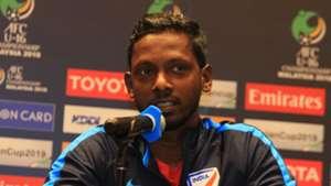 Bibiano Fernandes - Pelatih India U-16