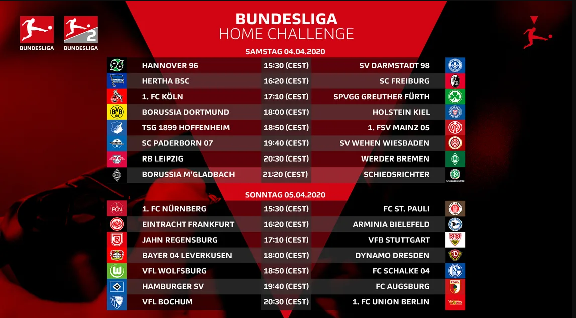 Home Bundesliga