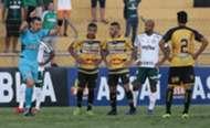 VAR é acionado em Novorizontino x Palmeiras