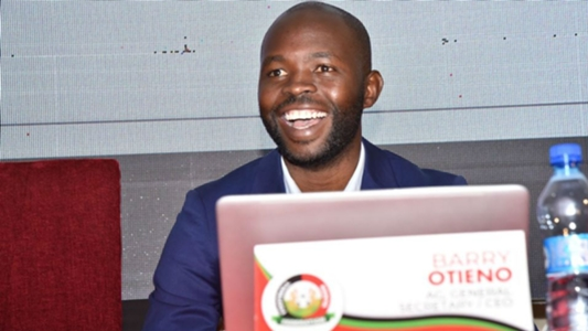FKF CEO Otieno denies authorship of letter under SDT investigation   Goal.com