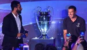 Luis Figo Mumbai UEFA