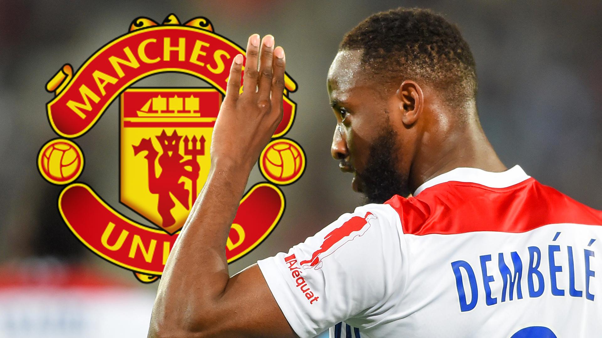 Man Utd Transfer News Red Devils Make 40m Offer For Lyon Star Moussa Dembele Goal Com