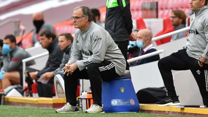 Marcelo Bielsa Leeds Premier League 2020-21