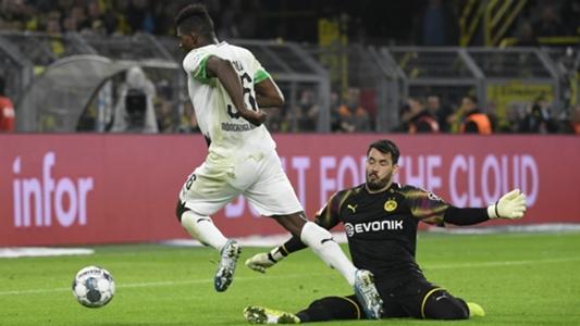 VIDEO-Highlights, Bundesliga: BVB - Gladbach 1:0