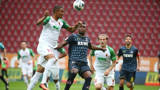 El resumen del Augsburgo 1-1 Colonia, de la Bundesliga: videos ...