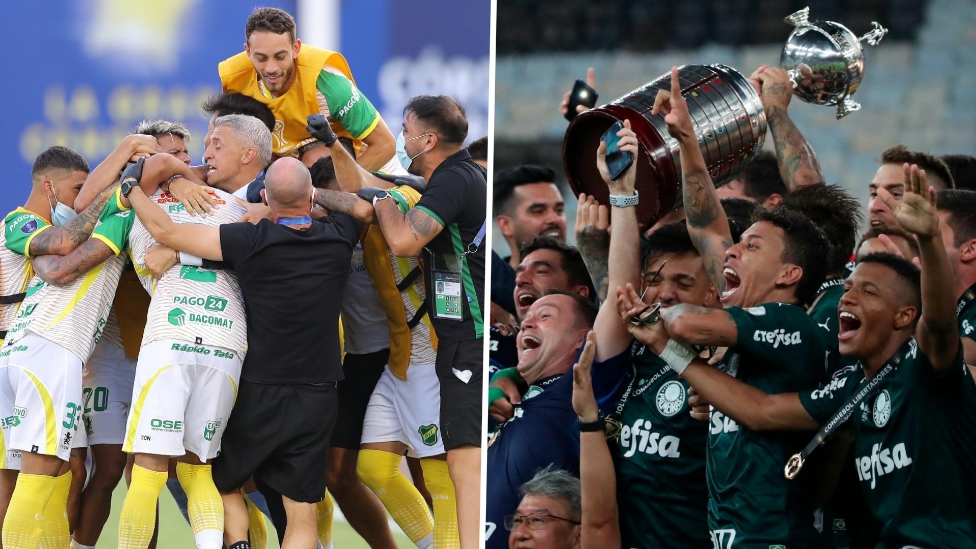 Palmeiras x Defensa y Justicia: horário, local, escalações e transmissão