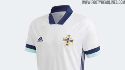 Northern Ireland Euro 2020 away kit