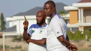 """Tanzania """"Taifa Stars"""" coach Etienne Ndayiragije."""