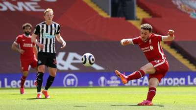 Diogo Jota Liverpool 2020-21