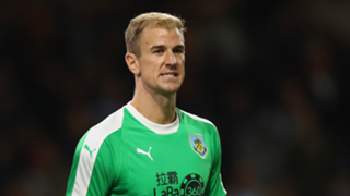 Joe Hart Burnley Europa League 2018-19