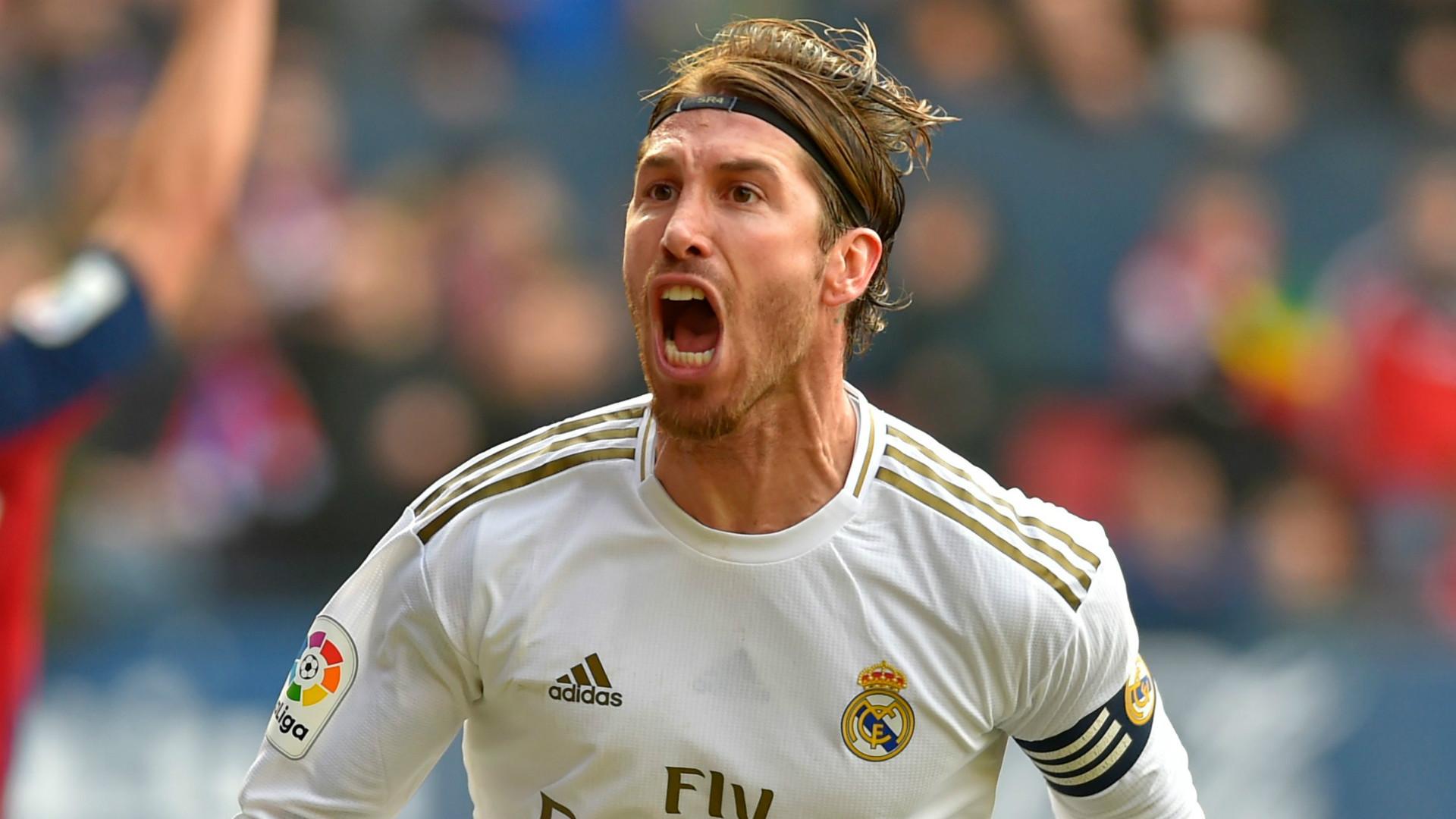 """Real Madrid - Ramos : """"Si le club le veut, je resterai ici"""""""