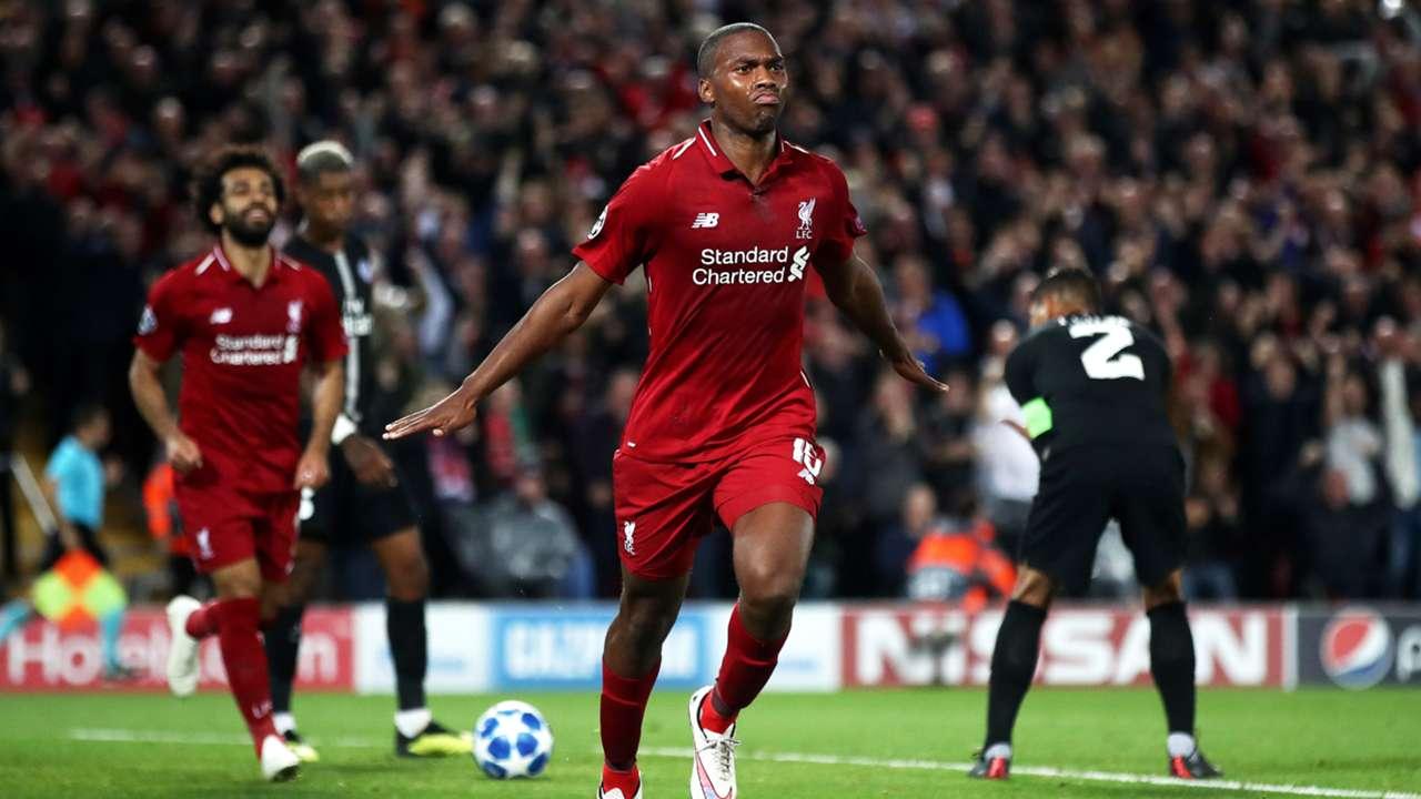 Daniel Sturridge Liverpool 2018/19