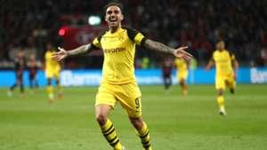 Paco Alcacer Borussia Dortmund 2018