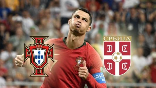 Serbien Portugal