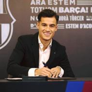 Philippe Coutinho Barcelon