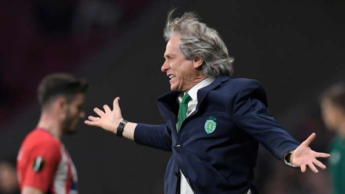 Jorge Jesus Sporting CP
