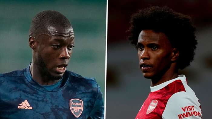 Nicolas Pepe Willian