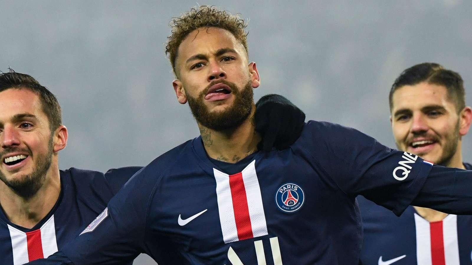 你在巴黎快乐吗?内马尔:只要能踢球我就很快乐