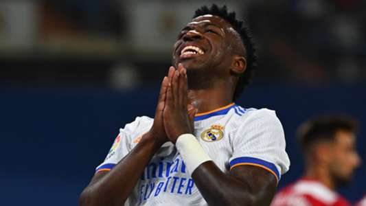 Vinicius Jr one of the lowest-paid members of Real Madrid's squad and no new contracts talks yet