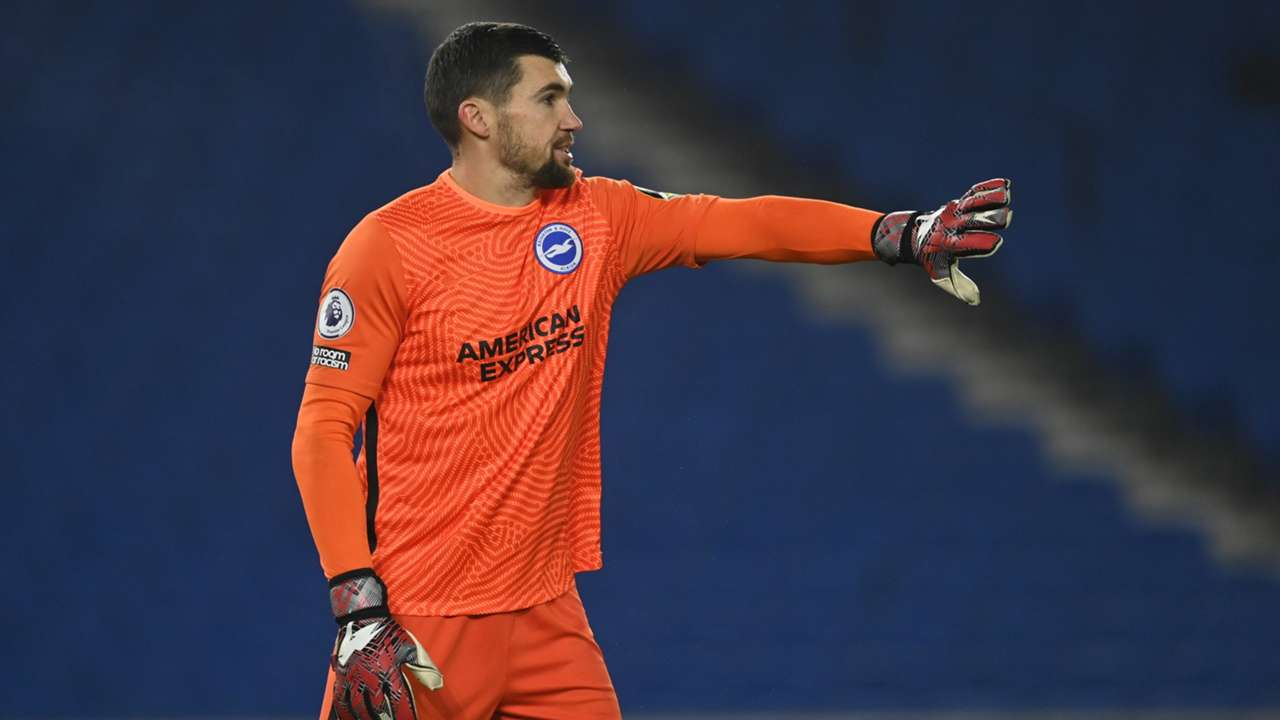 Mat Ryan Brighton 2020-21