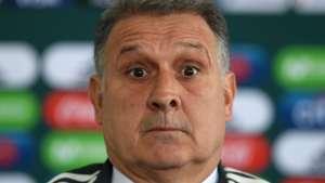 Tata Martino, Mexico coach.