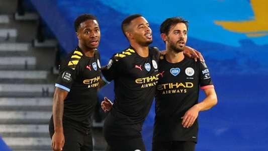 El resumen del Brighton 0-5 Manchester City de la Premier League: vídeo, goles y estadísticas | Goal.com