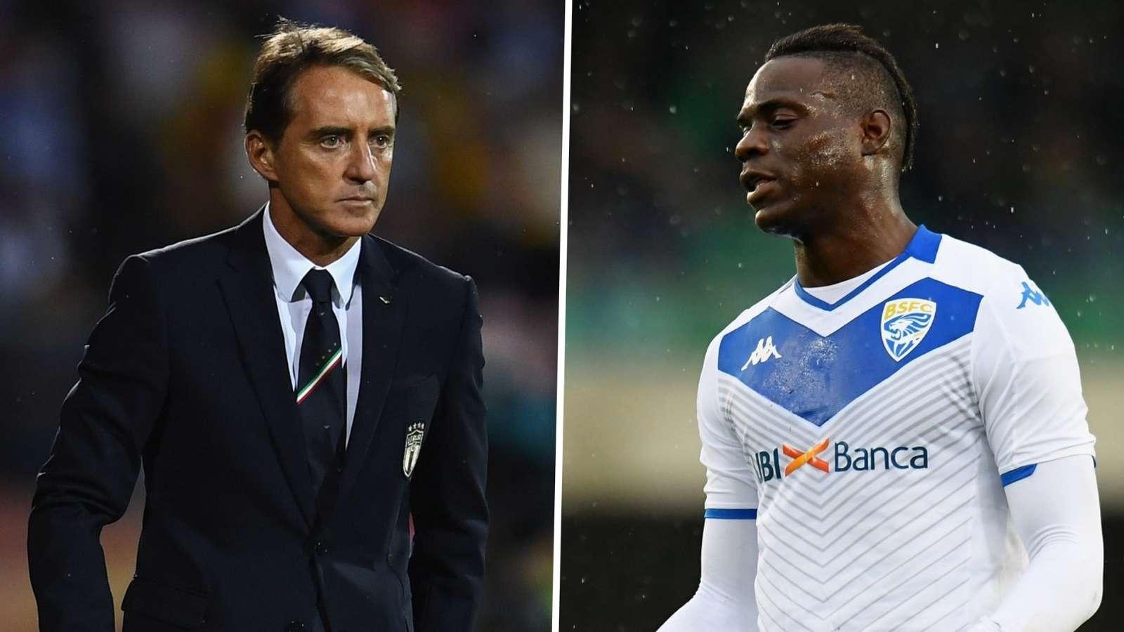 Mancini/Balotelli