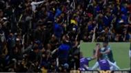 Captura Festejo Gol hinchas Boca Alianza Lima Copa Libertadores 16052018