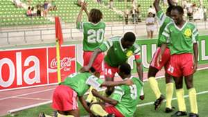 Cameroon 1990 World Cup