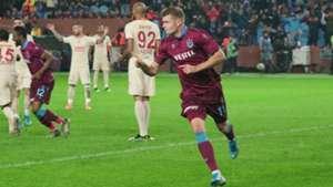 Alexander Sorloth Trabzonspor Galatasaray STSL 12012019