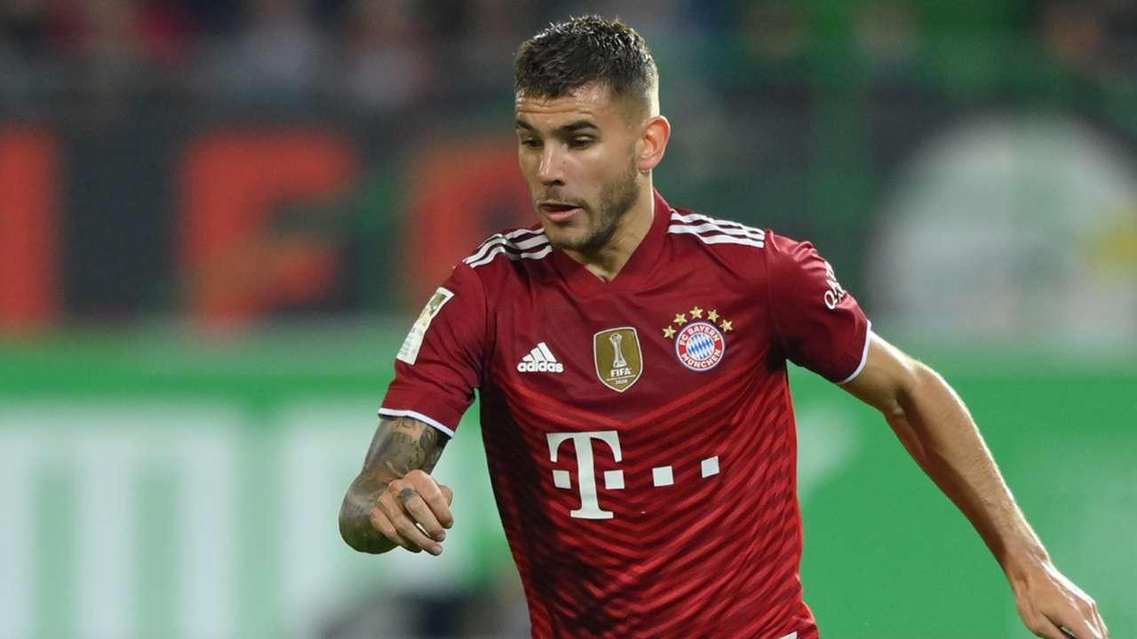 Lucas Hernandez FC Bayern 2021