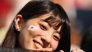 美女サポワールドカップ_日本vsポーランド_日本1