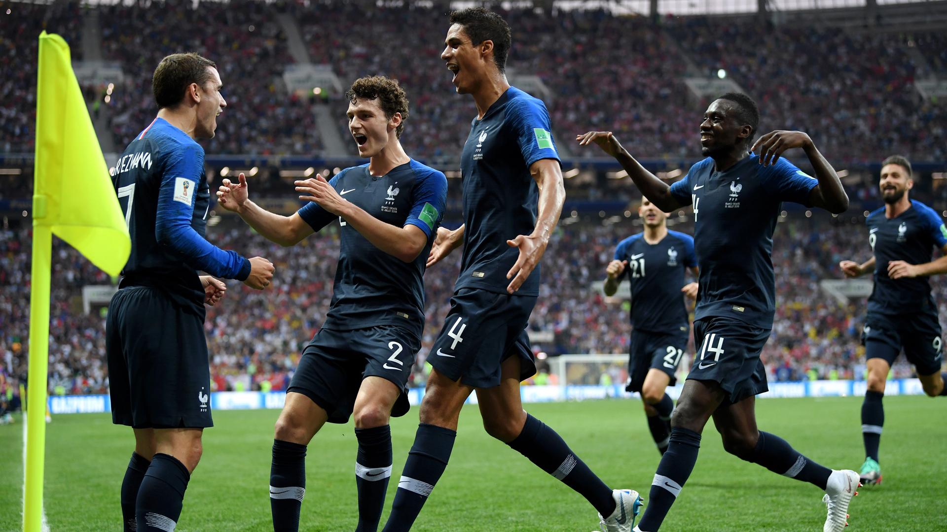 Spiel Kroatien Frankreich