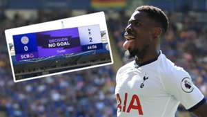 Serge Aurier VAR Tottenham 2019