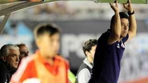 Marcelo Gallardo River Patronato Superliga 27012019