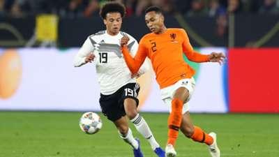 Leroy Sane Germany Netherlands