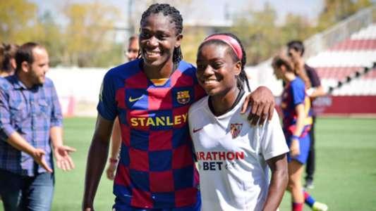Coleman and Payne face Oshoala as 10 Africans meet in Copa de la Reina quarter-final | Goal.com