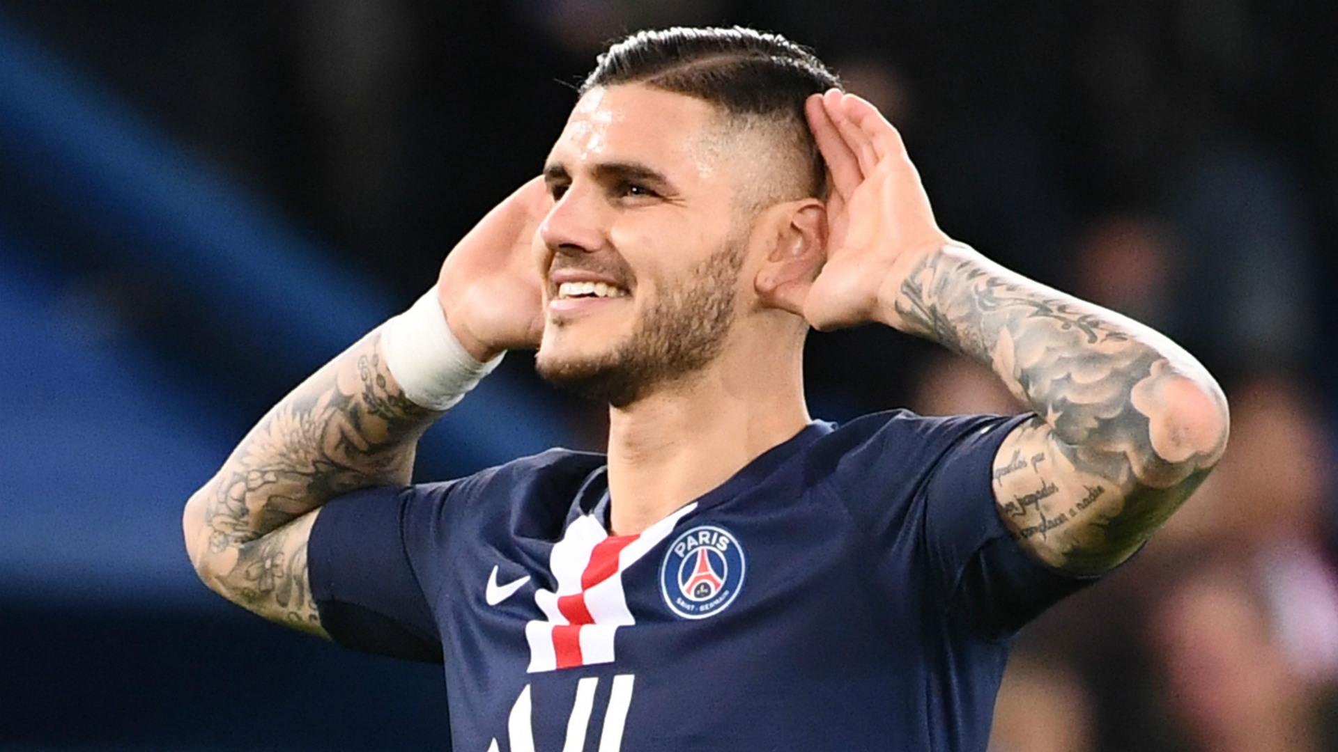 mauro icardi psg paris saint germain 2019 20 o57csvx7ozla1ir0anedlmph8 - Transfer news and rumours LIVE: PSG make €50m offer for Icardi