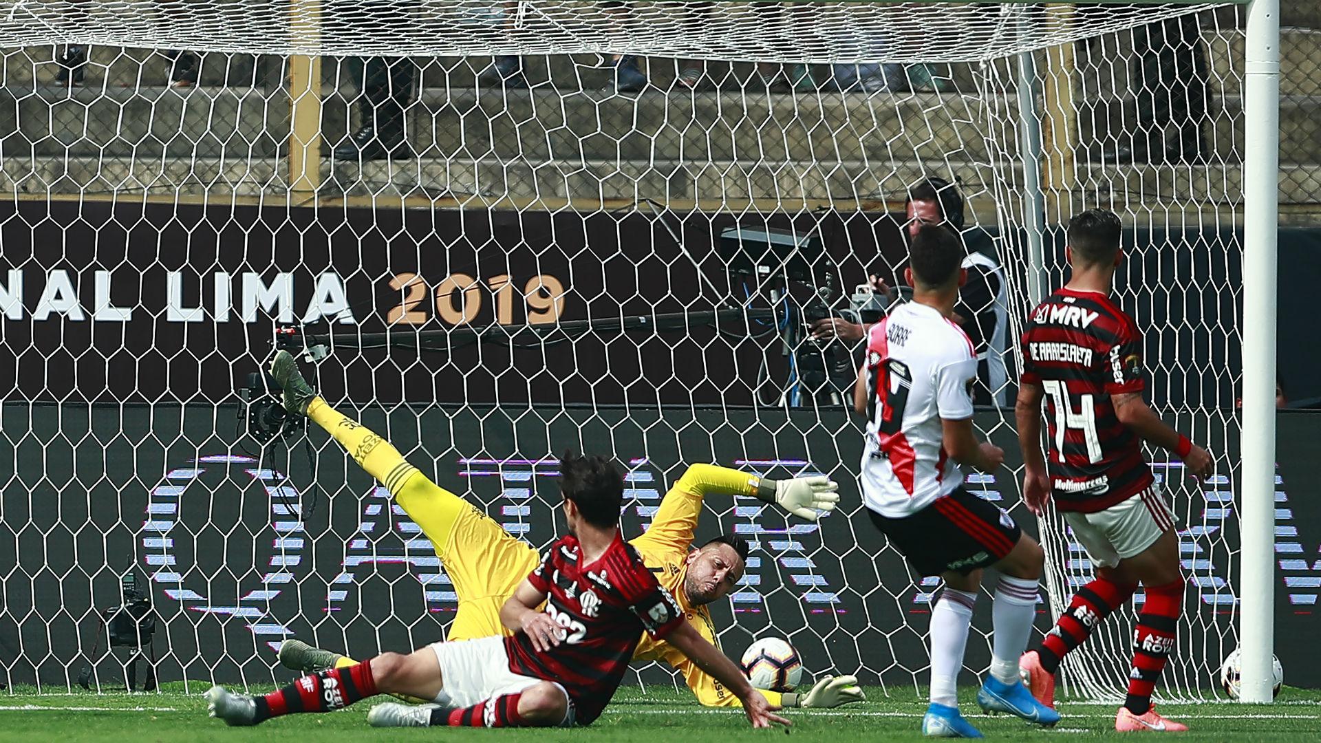 Rafael Santos Borre River Flamengo Final Copa Libertadores 23112019