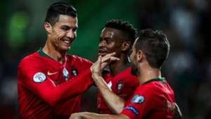 Ronaldo Portugal Luxemburg