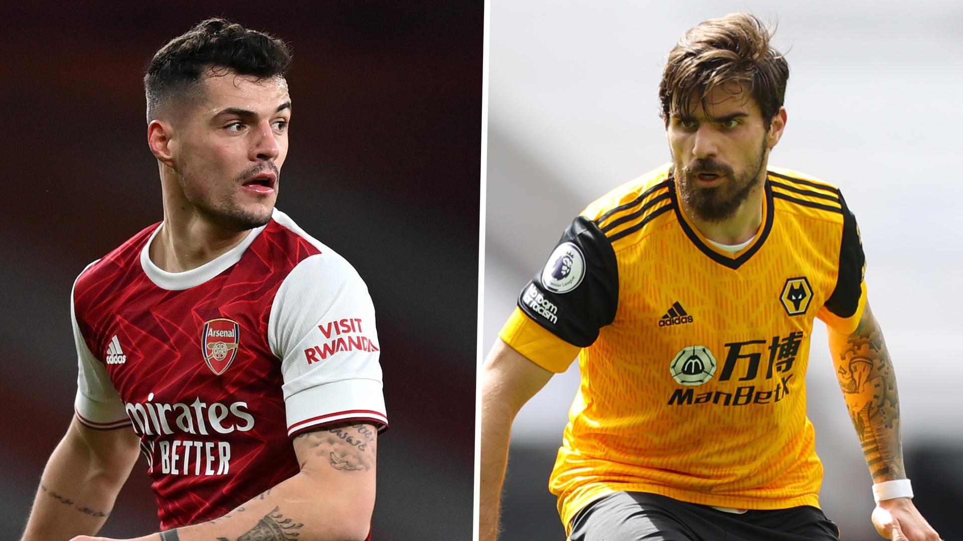 Arsenal hold £35m Neves talks as Xhaka edges closer to Roma move